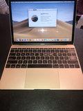 "Macbook 12"" Retina, 8 Gb ,256 Gb SSD,OSX 10.14 Gold_"