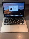"""Macbook Pro 13"""" Retina Intel i5,8 Gb ,128 Gb SSD,OSX 10.14, Minder mooi_"""
