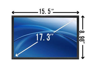 Vervanging van uw 17.3 Inch LED scherm