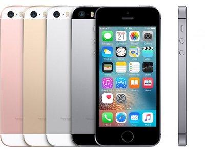 Iphone SE Zwart scherm vervanging