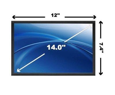 Vervanging van uw 14.1 Inch LED scherm