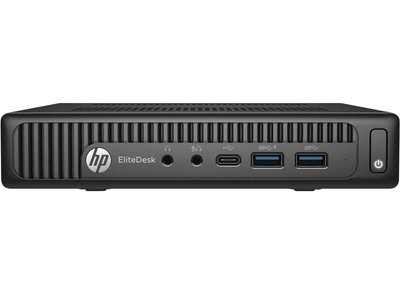 HP 800 G1 USDT i3, 4 Gb,120 GB SSD ,Win10 Pro,Refurbished