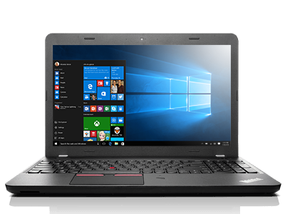 Lenovo E550, Intel i3, 4 Gb, 180 Gb SSD,Win10 Refurbished