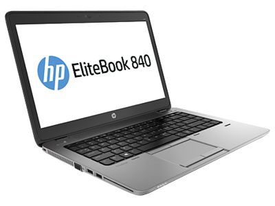 HP Elitebook 840 G1, Intel i5, 8 Gb, 256 Gb SSD,Win10 Refurbished