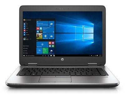 HP 645 Probook, 14 Inch, AMD A6, 8 Gb, 500 Gb HDD, Win10 Pro
