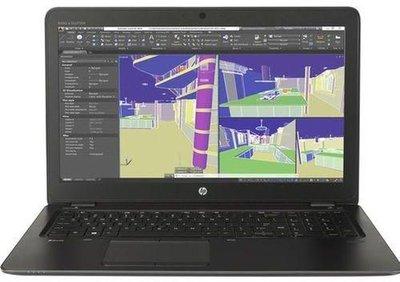 HP Zbook 15 G3 i7-6700HQ/16GB2/256SSD Nieuw 2 Jaar Garantie