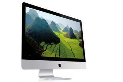 "Imac 27"" Intel I5, 128GB SDD,1 Tb HDD, 8GB Ram, A1419 Refurbished"