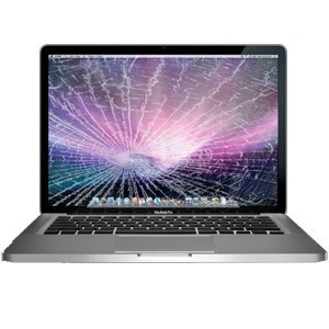 "Macbook Pro 15.4"" Glas Vervanging"