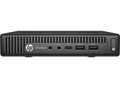 HP 800 G1 USDT i3, 4 Gb,120 GB SSD ,Win10 Pro,Refurbished