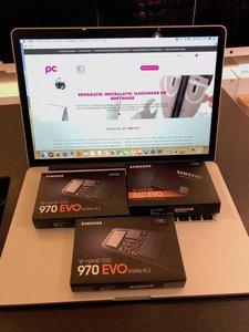 Macbook Air-Pro Retina SSD upgrade Samsung 970 Evo 1 Tb