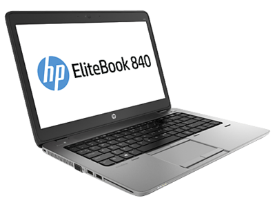 HP Elitebook 840 G2, Intel i5, 8 Gb, 180 Gb SSD,Win10 Refurbished