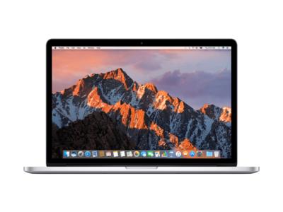 """Macbook Pro 13"""" Retina Intel i5,8 Gb ,128 Gb SSD,OSX 10.14, Minder mooi"""